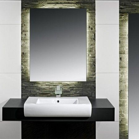 12++ Design badspiegel mit led beleuchtung wandspiegel badezimmerspiegel ideen
