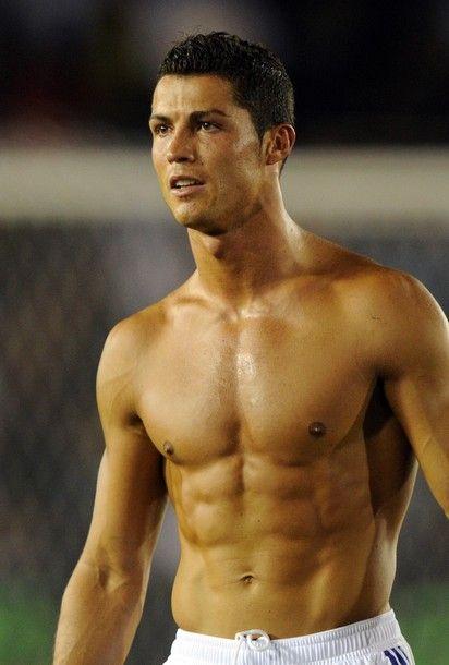Ronaldo No Shirt : ronaldo, shirt, Pictures