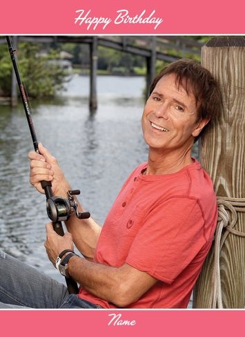 8db19392432678143e35451e0fde01e1 just launched! cliff richard happy birthday personalised