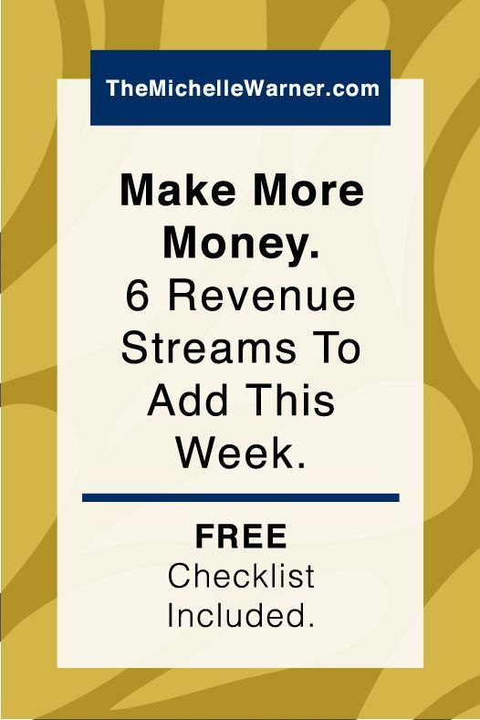 Make More Money The Ultimate Guide To Why Multiple Income Streams - new 6 income statement format