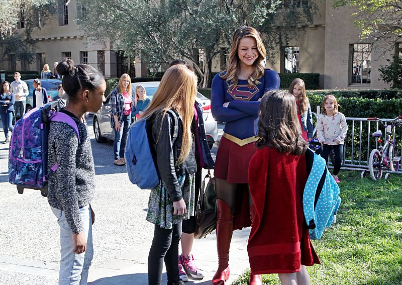 "Still from the ""Supergirl\"" episode \""Falling\"""