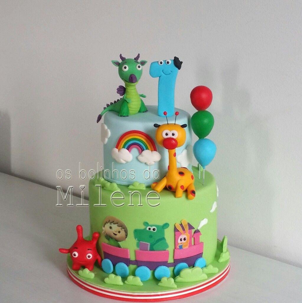 baby tv taart BabyTv cake | B day party | Pinterest | Cake, Birthdays and Giant  baby tv taart