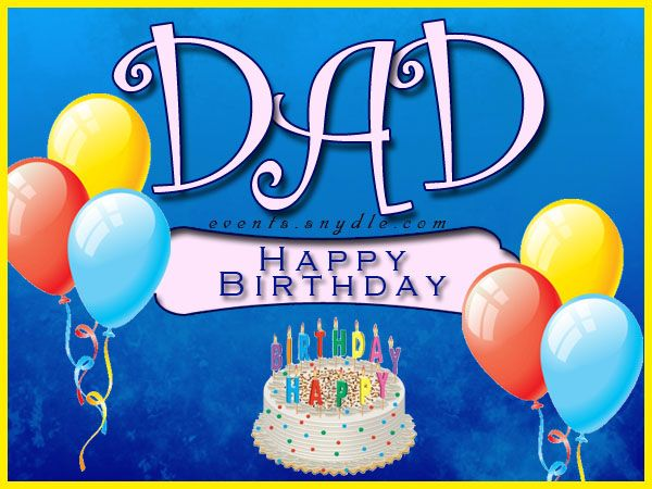Birthday Wishes For Father Health ~ Birthday cards wishes pinterest