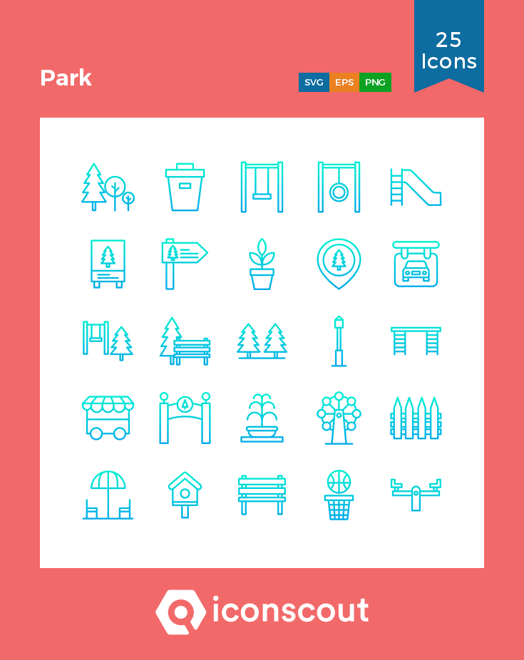 Download Park Icon Pack Available In Svg Png Eps Ai Icon Fonts Icon Pack Icon Font Icon
