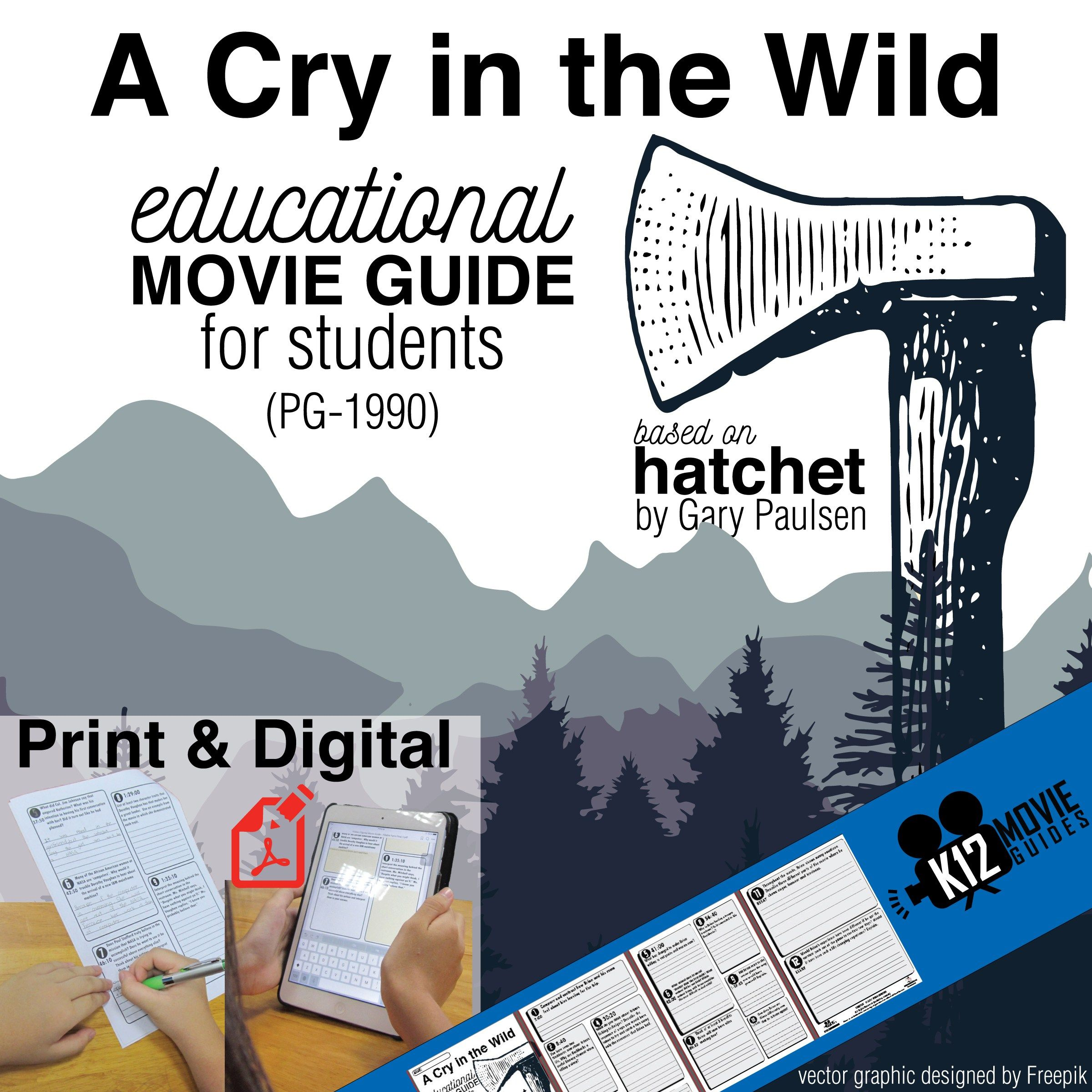 A Cry In The Wild Movie Guide