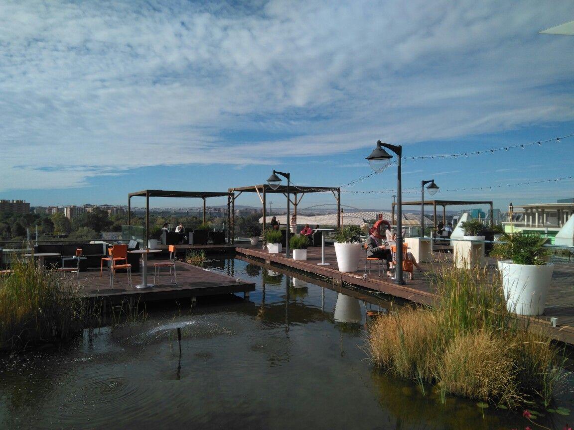 Terraza El Lago Terrazas Chiringuitos Y Lagos