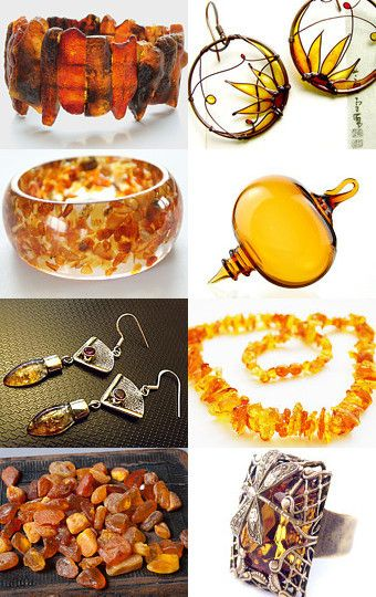 Amber glow by Lisa Berry on Etsy--Pinned with TreasuryPin.com