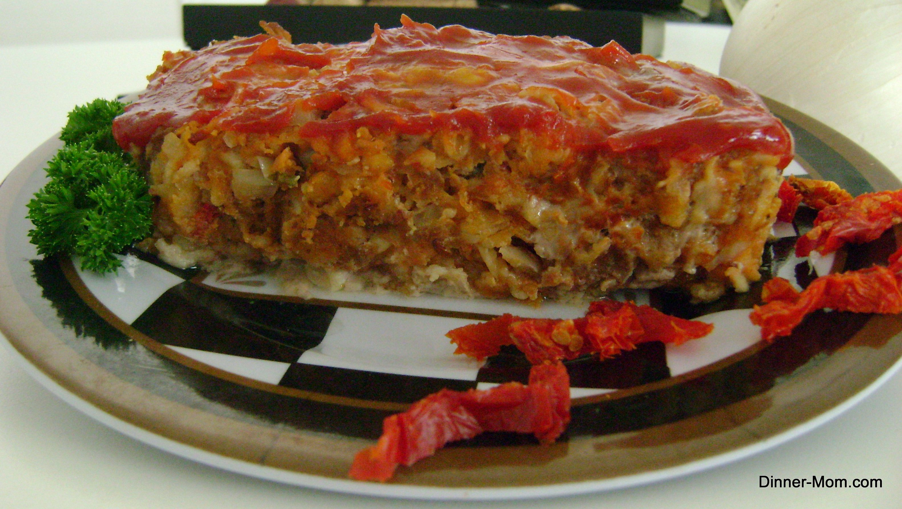 terrific better homes and gardens meatloaf. Gourmet meatloaf with sundried tomatoes  lots of cheese and fresh basil makeahead freeze