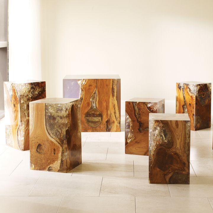 Inspiration Furniture Catalog: Phillips Collection: Glitz Stools