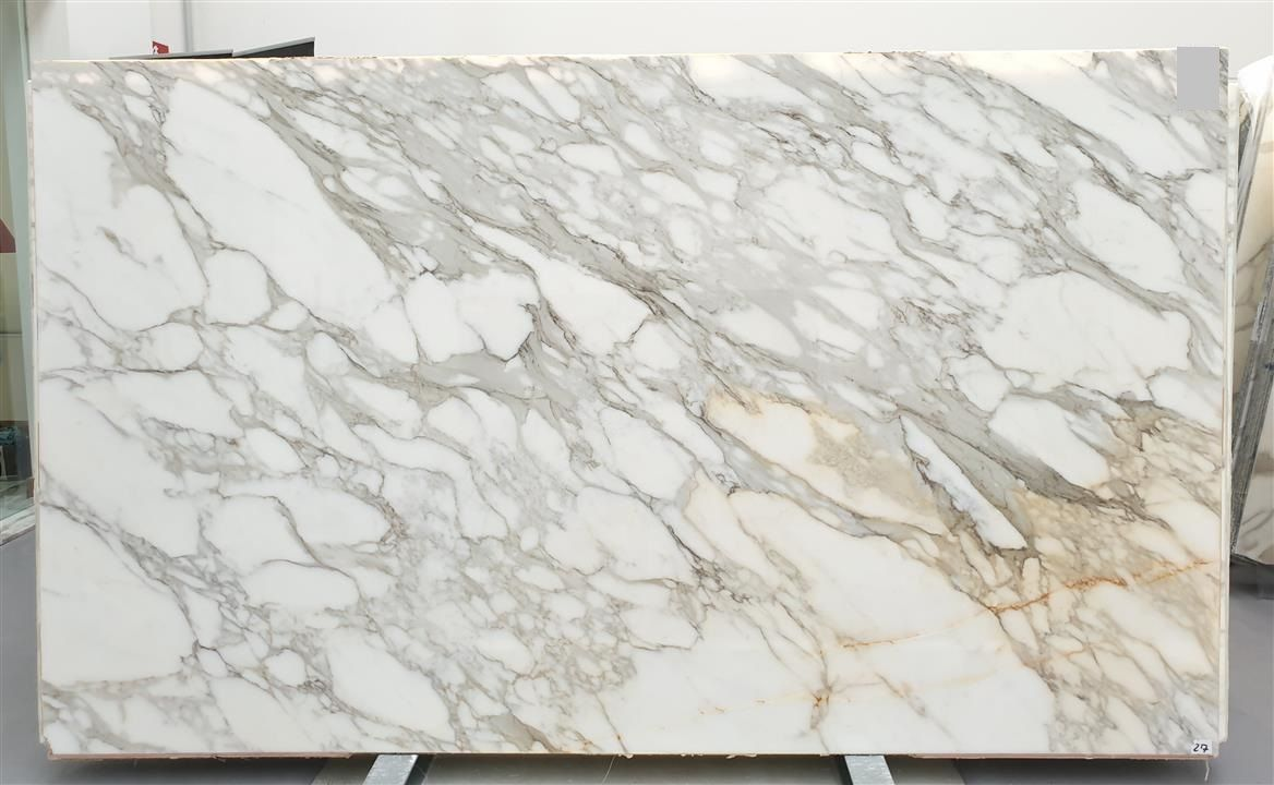 Calacatta Gold Marble Slabs Polished In 20mm Thick In 2020 Calacatta Marble Calacatta Gold Marble Calacatta