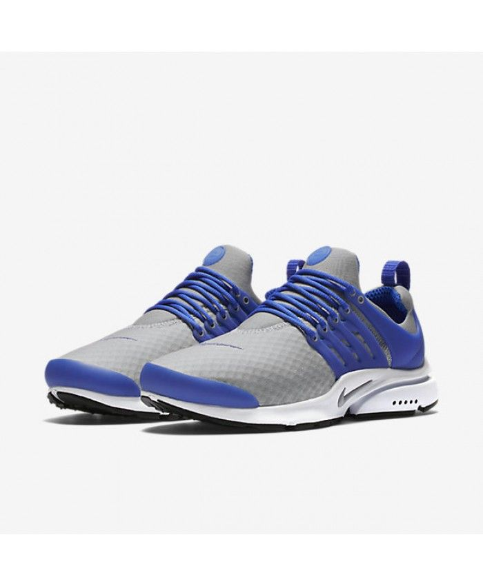 sports shoes 5f3e1 c7743 Nike Air Presto Essential Wolf Grey/Paramount Blue/White Mens Shoes ...