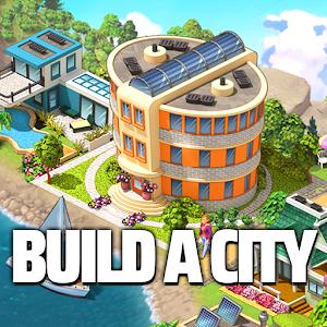 City Island 5 Tycoon Building Simulation Offline Unlimited Cash Gold City Island City Building Game City Builder Games