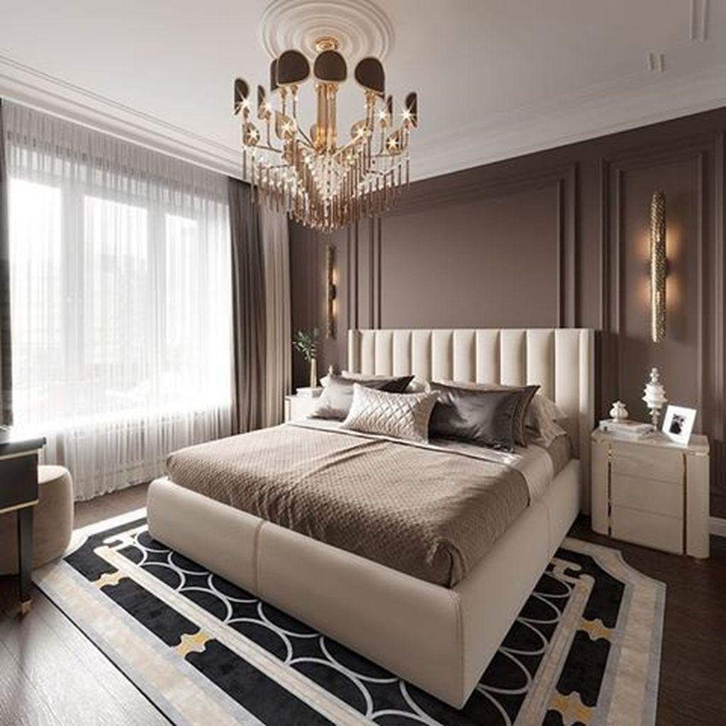 36 The Best Master Bedroom Light Fixture Design Ideas In 2020 Luxurious Bedrooms Bedroom Interior Room Decor Bedroom Rose Gold