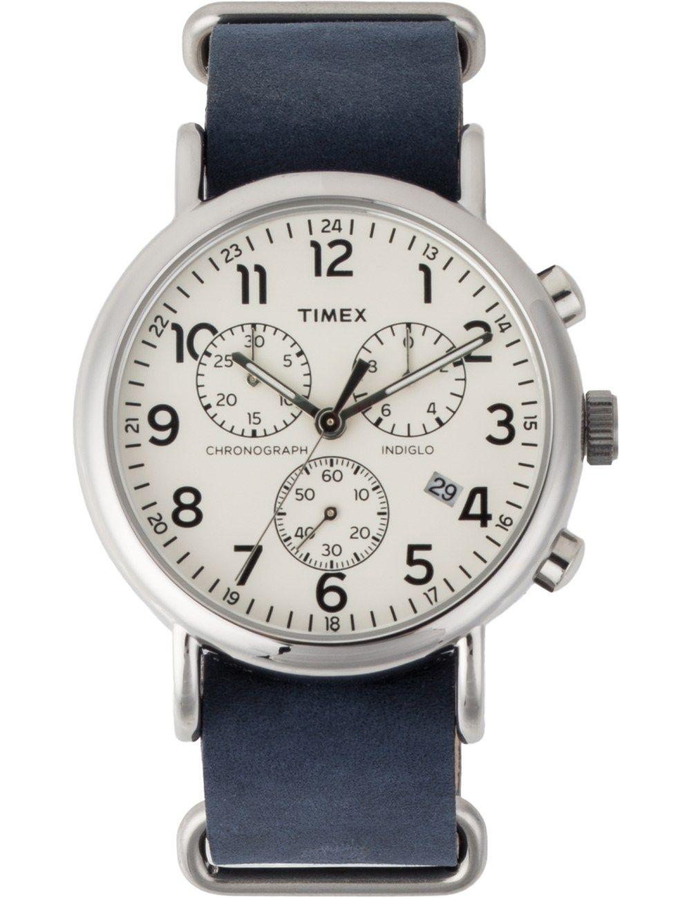 773fba365c51 TIMEX Weekender Collection - Chronograph Oversized