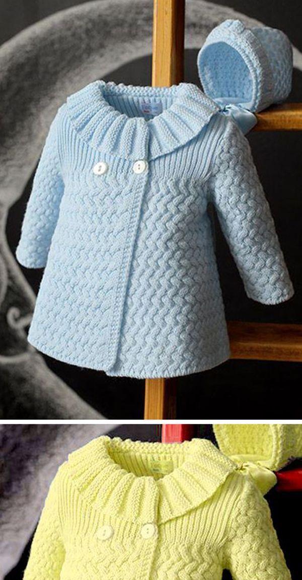 Photo of Beautiful Coat – Free Knitting Pattern :   #beautiful #coat #Free #Knitting #Pat…