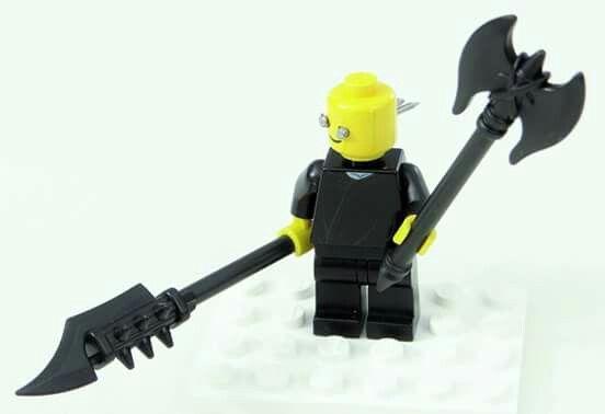 Lego Inquisitors