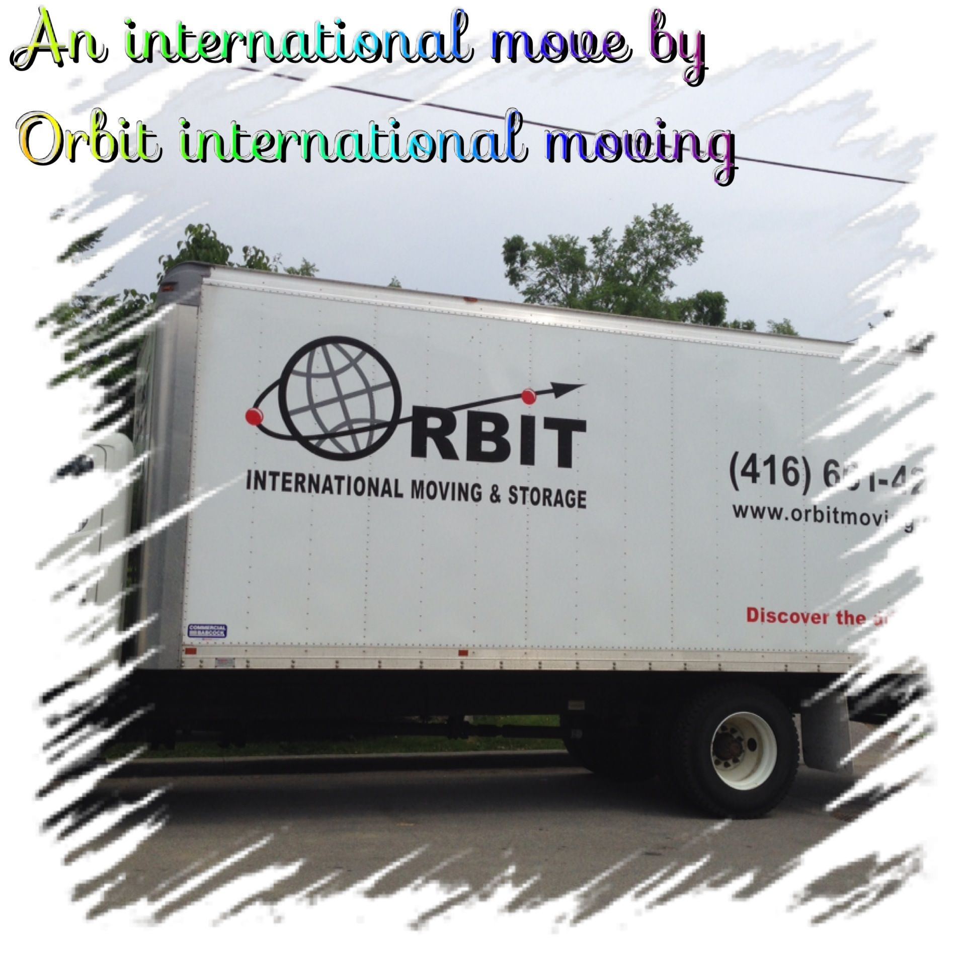 At Orbit International Moving We Take Pride In Our Friendly Service And Precise Attention