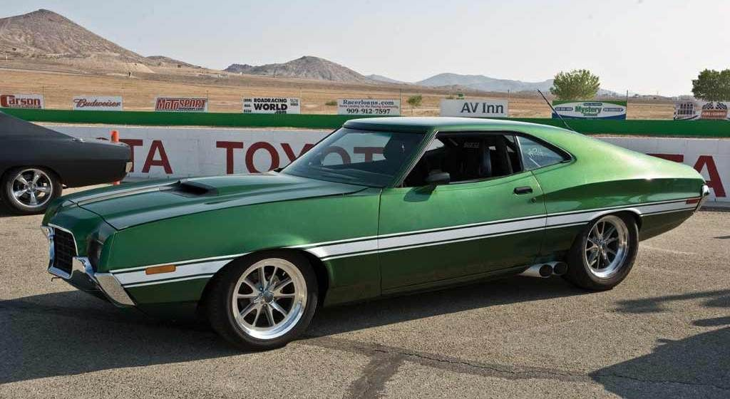 Gran Torino From Fast Furious Classic Cars Old Muscle Cars