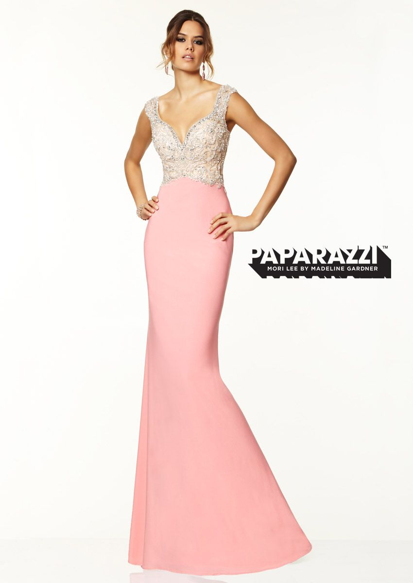 Mori Lee– Paparazzi Dress Style 97010 | L.O.V.E. | Pinterest
