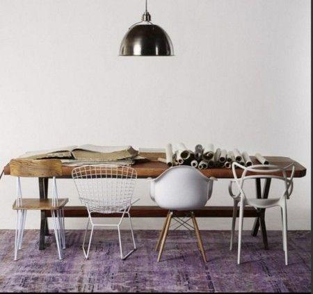 13 combinaciones de sillas de comedor que te van a enamorar ...