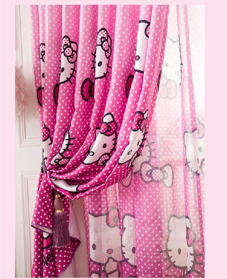 Les 25 meilleures id es de la cat gorie rideau fille sur - Rideau chambre fille ...