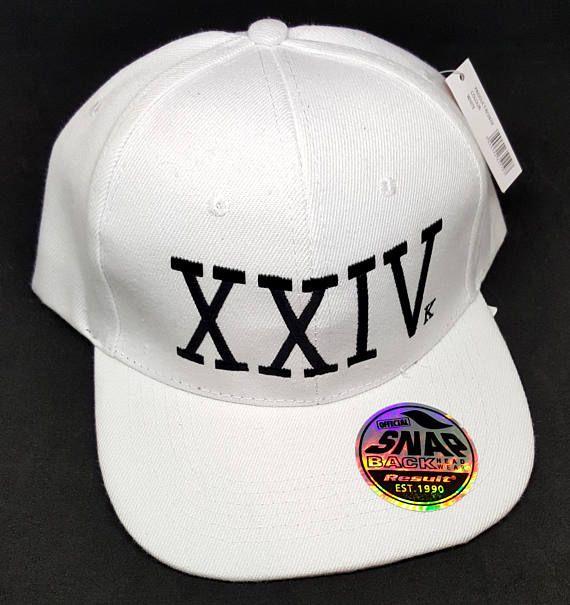 4e266f477af2d Bruno Mars 24k Tour Snapback Cap