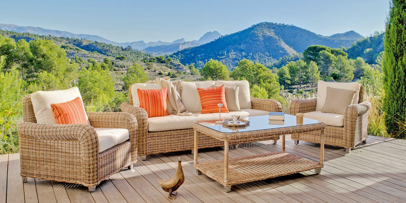 En Www Edanpergolas Com Somos Especialistas En Venta De Muebles De Jardin En Toda La Provincia De Leon Outdoor Furniture Sets Outdoor Space Outdoor Furniture