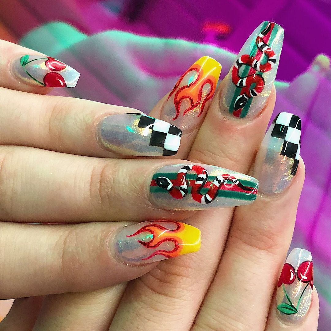 GUCCI GUCCI mix n match by WAH girl anouskaanastasia