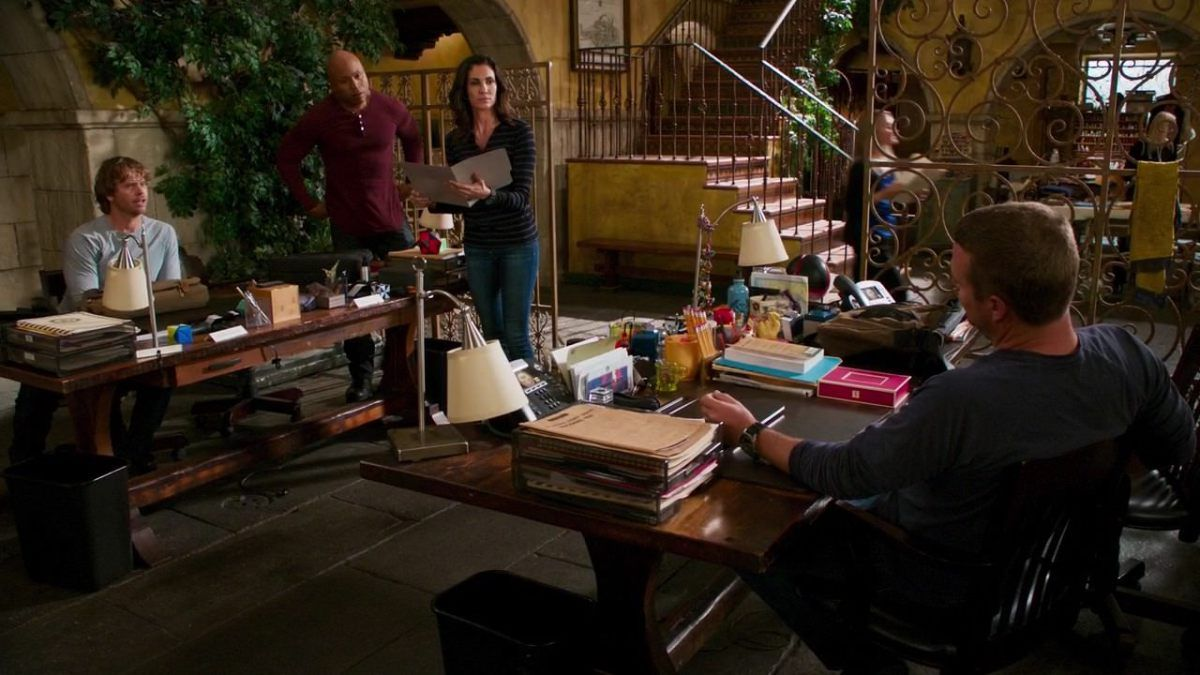 NCIS: Los Angeles Review: Angels and Daemons (Season 7 Episode 13 )