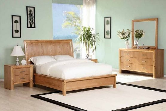 Contemporary Bamboo Bedroom Furniture Set Bedroomfurnituresets Bamedroomfurniture