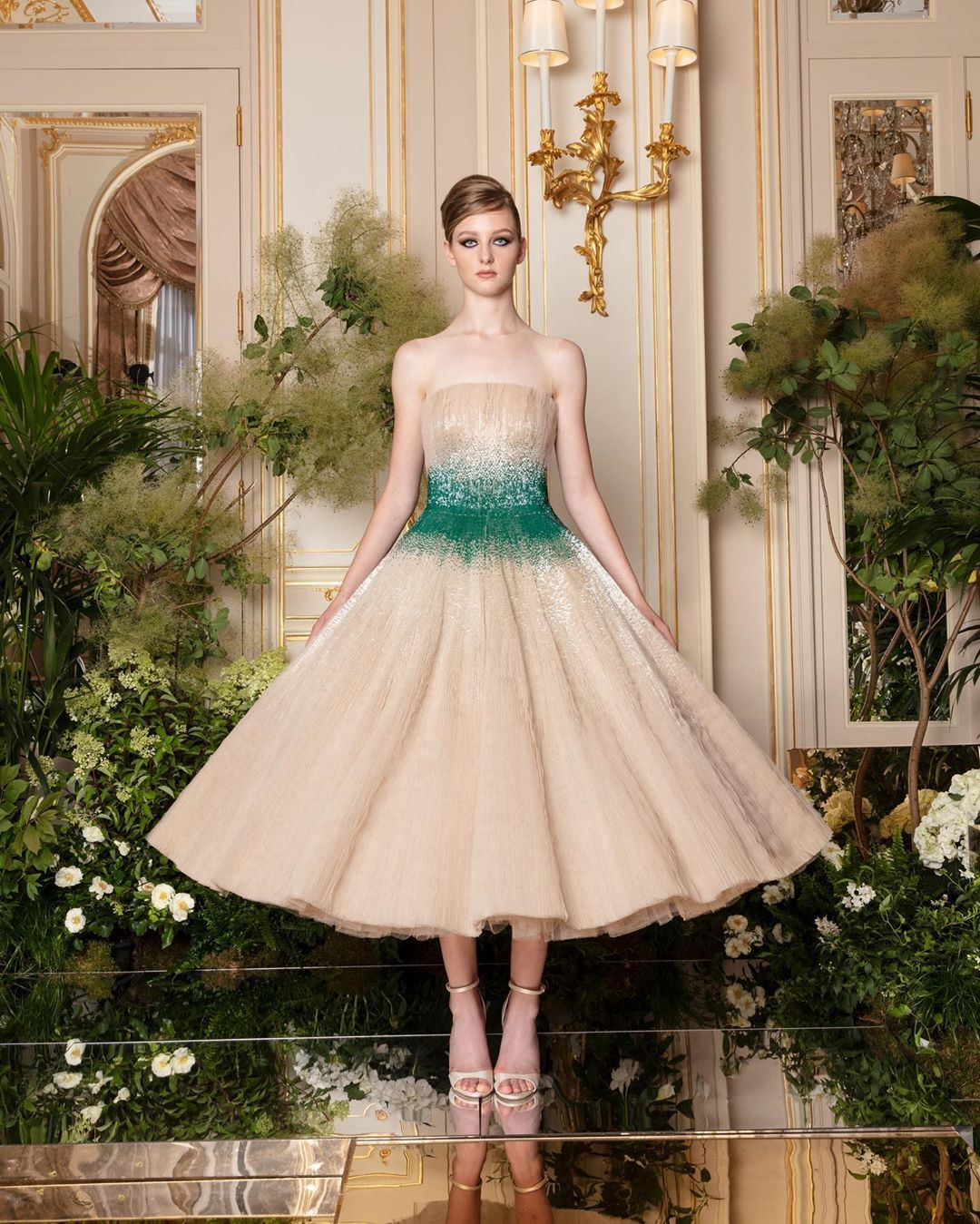 Rami Al Ali Official On Instagram Rami Al Ali Haute Couture Autumn Winter 2019 2020 Inspired By The Fashion Scene Of The Cafe With Images Dresses Rami Al Ali Fashion