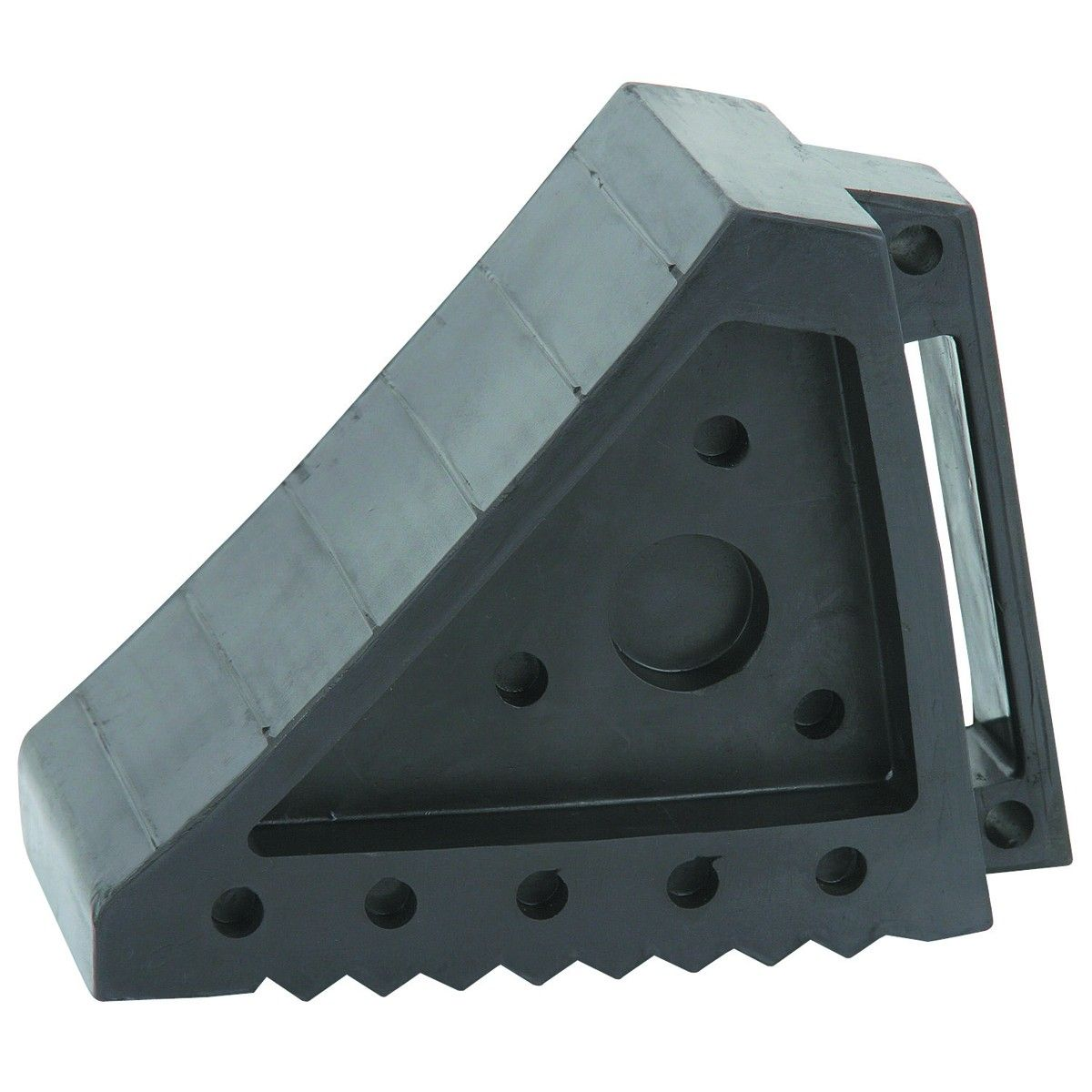 Solid Rubber Wheel Chock Harbor Freight Tools Camper Awnings