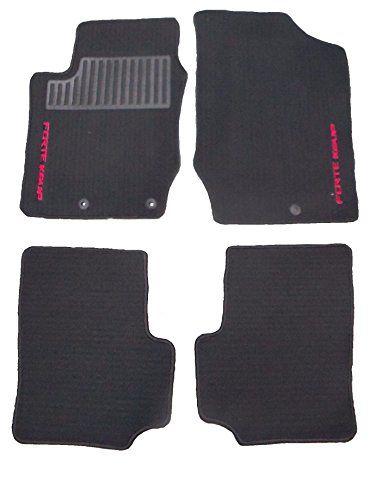 Genuine Kia Accessories P81401m510wk Black Carpet Floor Mat For