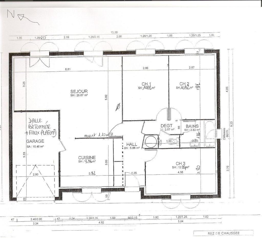 Résultat de recherche dimages pour plan petite maison ossature bois