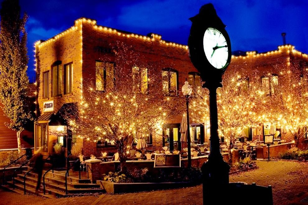Cafe Terigo With Images Park City Restaurants Park City Park