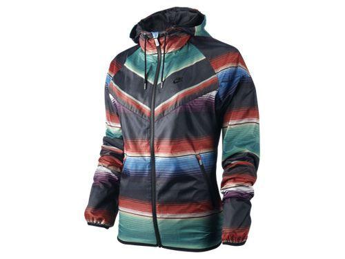Intoa juoksemiseen uudella takilla :)