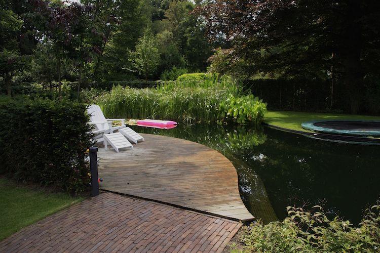 Zen Tuin Aanleggen : Zelf ecologische zwemvijver aanleggen google zoeken zwemvijver