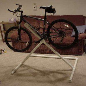 8 Bombproof Diy Bike Repair Stands Bikehacks Http Wanelo Com