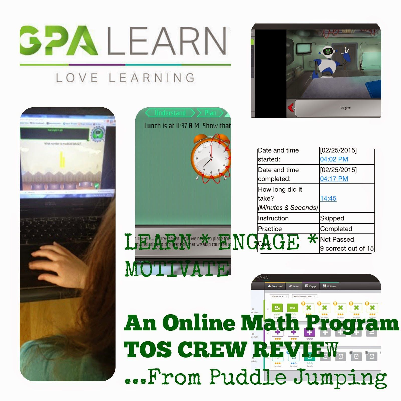 Tos Review Gpa Learn