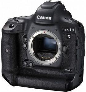 Canon Eos 1d X Mark Ii Body Only 20 2 Mp Full Frame Dslr Camera Black Canon Camera Dslr Camera Canon Eos