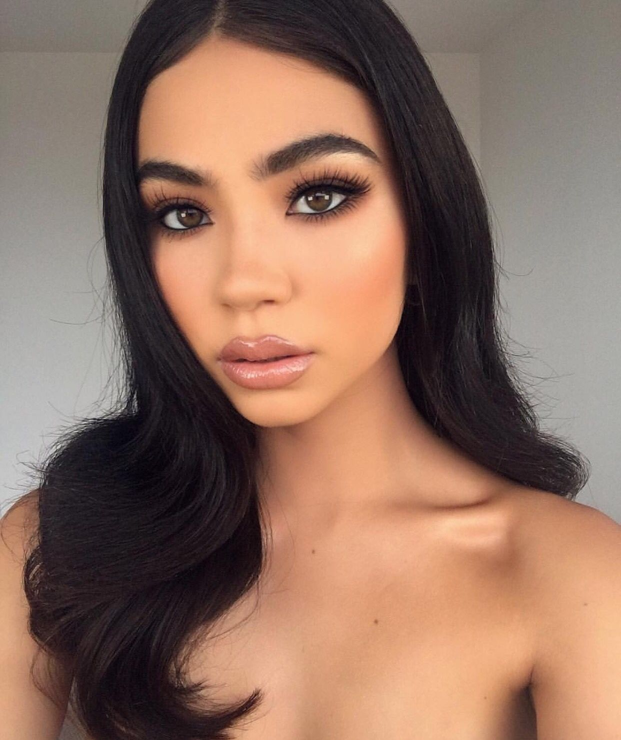Love this look sultry makeup glam makeup look