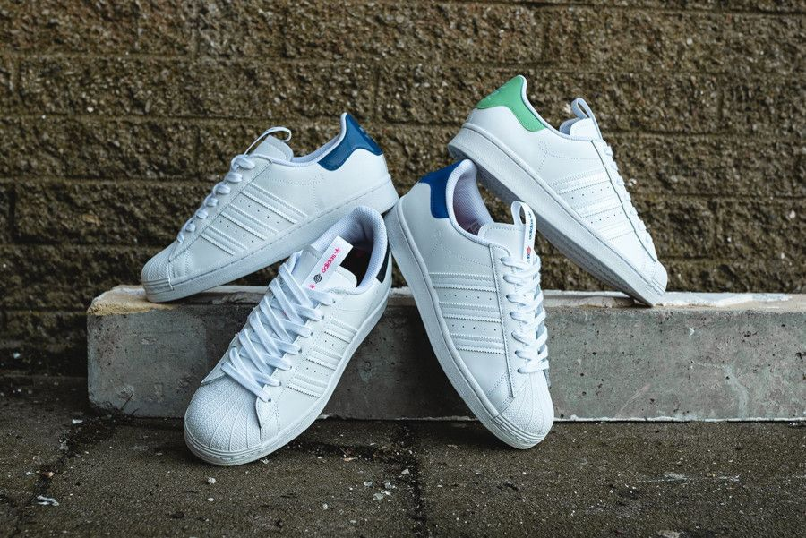 sneakers adidas homme blanche