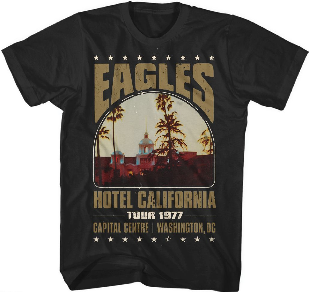 Made in Washington Vintage Eagle T-shirt