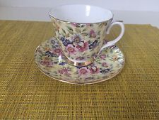 Antoinette By Royal Crown Derby Fine Bone China Made In England Dishes And Glasses Fine Bone China China Tea Cups
