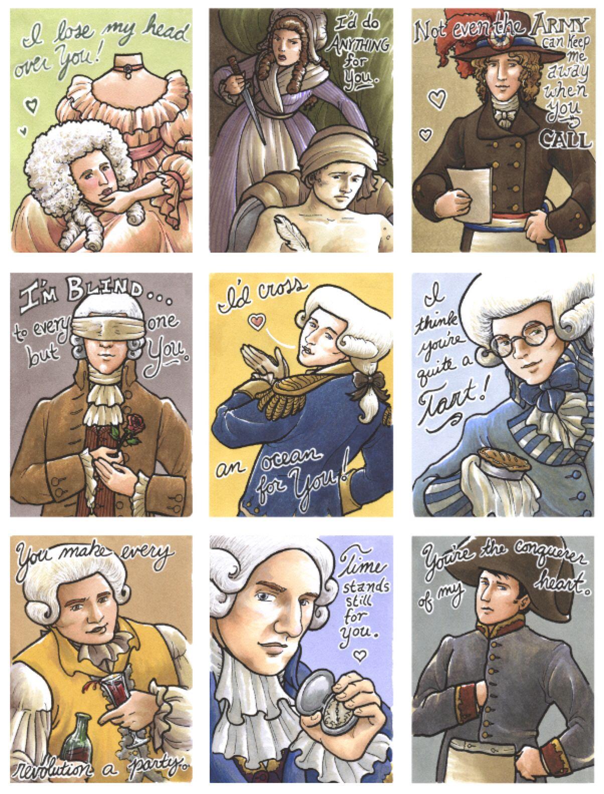French Revolution Valentines By Thebrassglass On Deviantart French Revolution French History History Humor