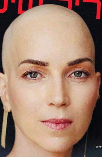 Pin von David Connelly auf Hairdare: Bald women   Glatze