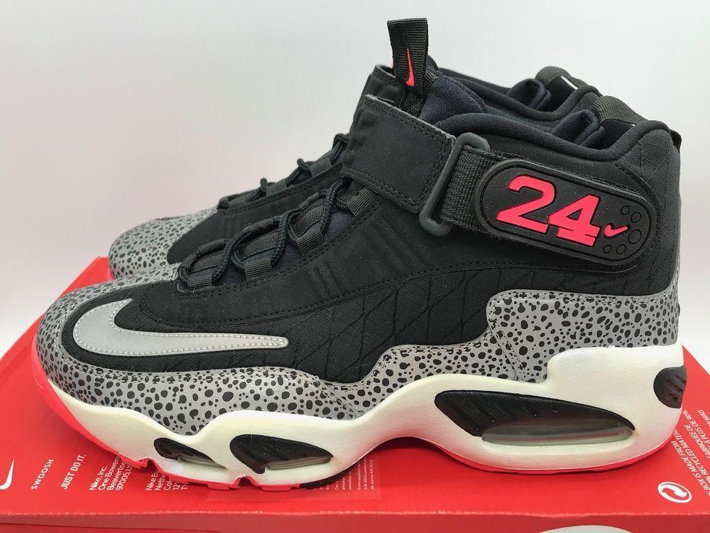 555ff1fd77f0fb Nike Air Griffey Max 1 Premium PRM Black White Safari 586090-001 Shoe Size  11  fashion  clothing  shoes  accessories  mensshoes  athleticshoes (ebay  link)