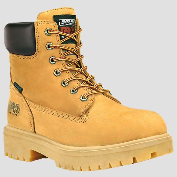 Timberland PRO Men's Direct Attach Soft Toe Boot Waterproof Insulated