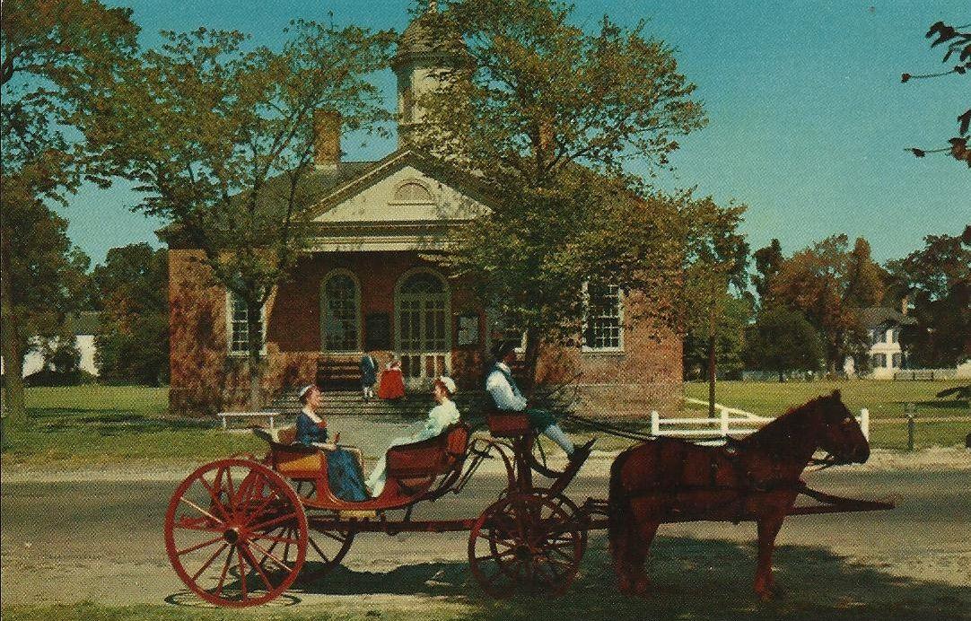vintage williamsburg va souvenirs Williamsburg, Virginia