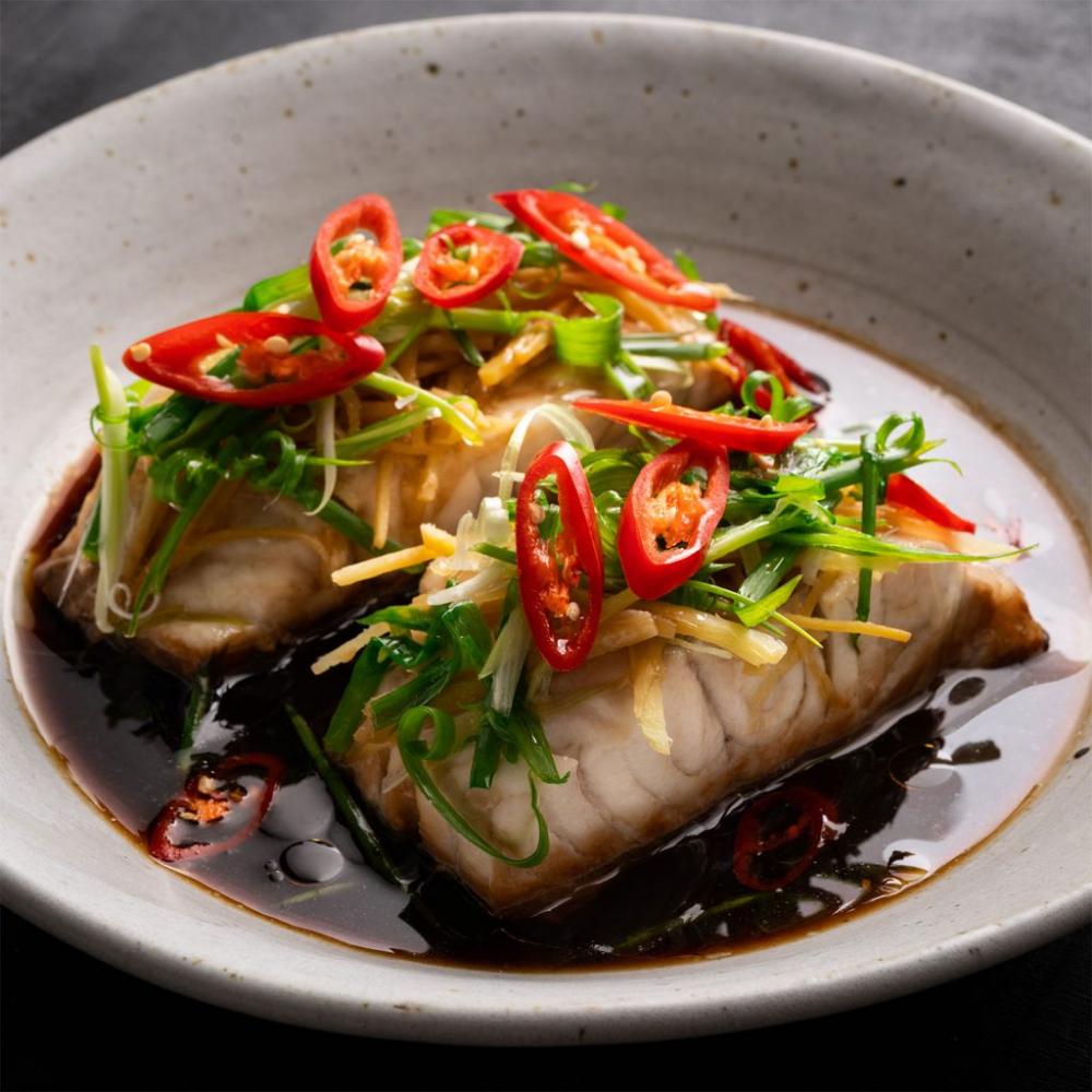 Steamed fish recipes, Asian recipes